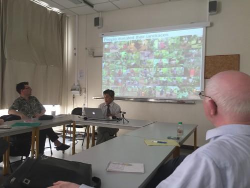 Conférence Prof Shigeta